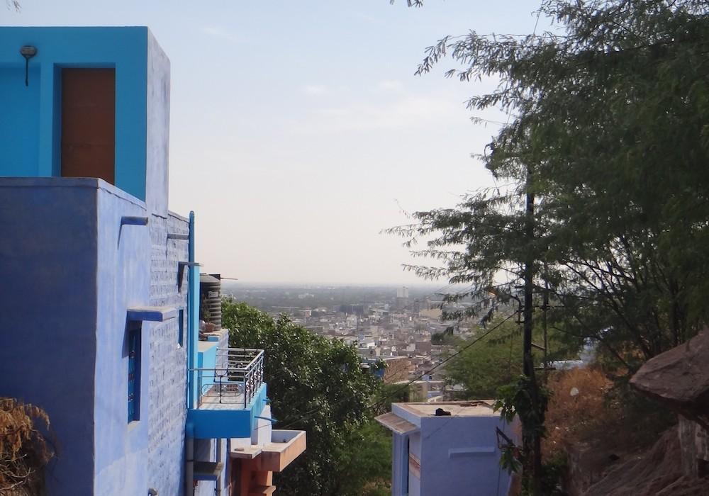 Jodhpur_bluehouse